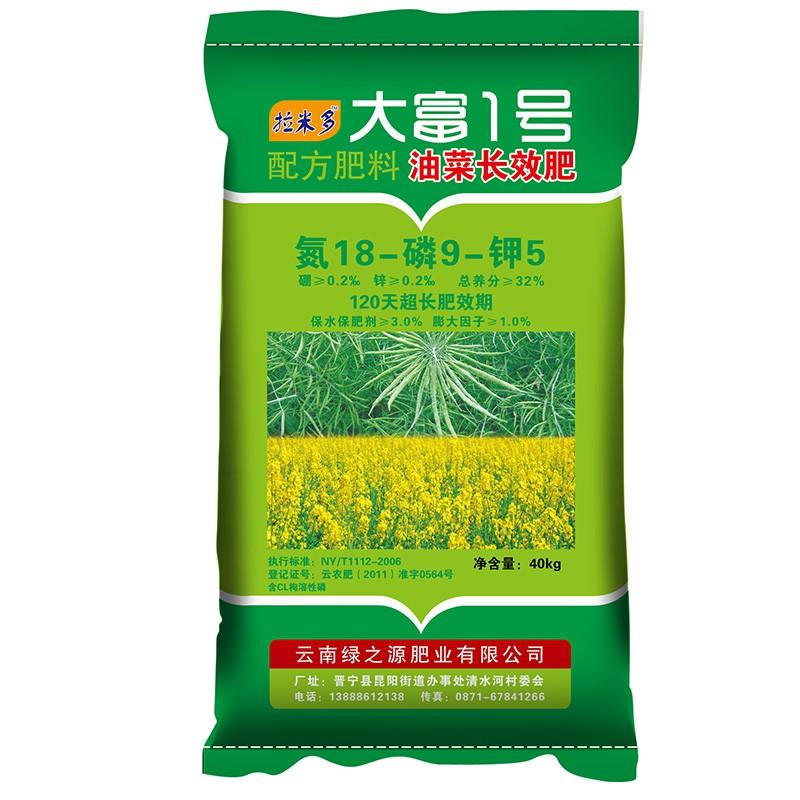 大富1号·油菜长效肥